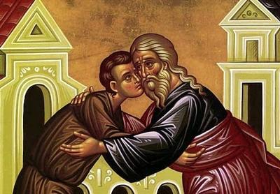 Icône du fils prodigue