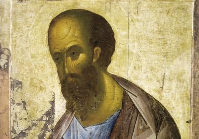 Icône Saint Paul