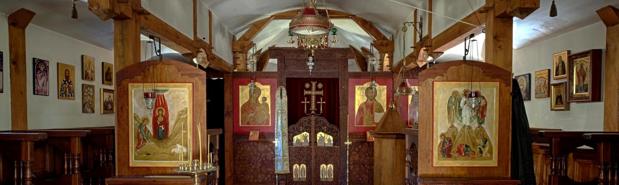 Eglise monastère de la Transfiguration