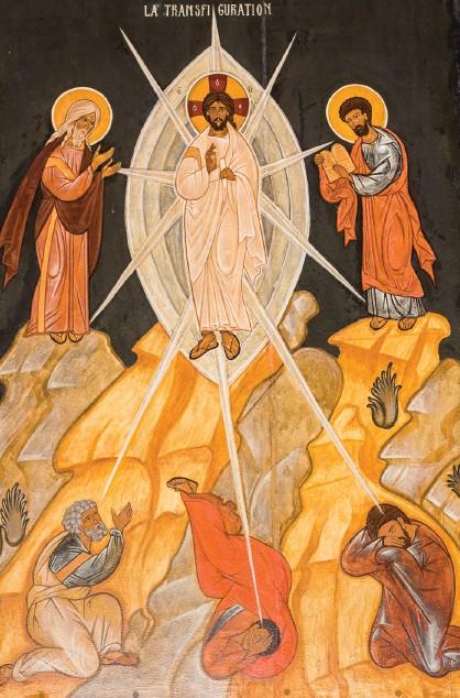 Icône de la Transfiguration