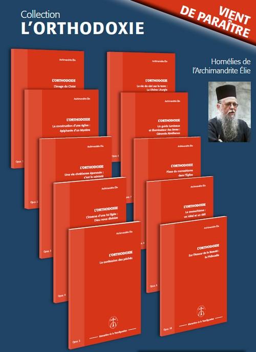 "Collection d'homélies ""L'Orthodoxie"""