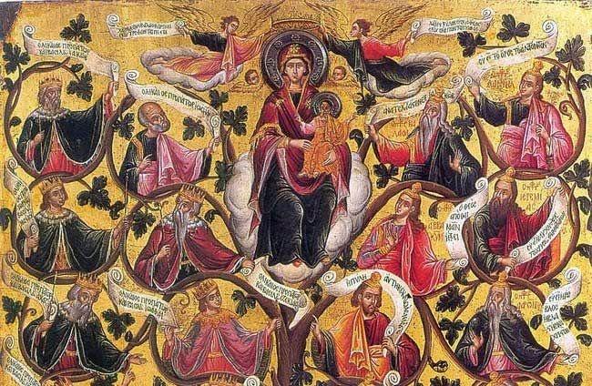 La généalogie du Christ